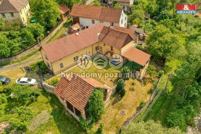 Prodej, Rodinný dům, 645 m², Třeboc