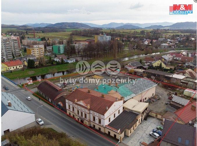 Prodej, Provozní plocha, 2117 m², Příbor