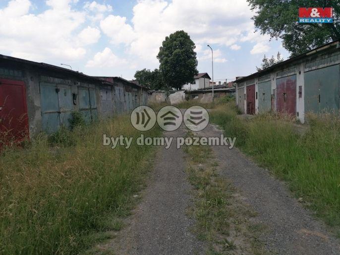 Prodej, Garáž, 21 m², Ostrava, Sionkova