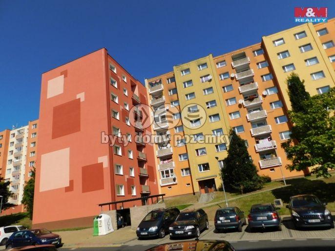 Pronájem, Byt 2+1, 62 m², Cheb, Dvořákova
