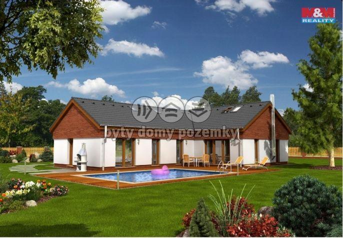 Prodej, Pozemek k bydlení, 1604 m², Výrov