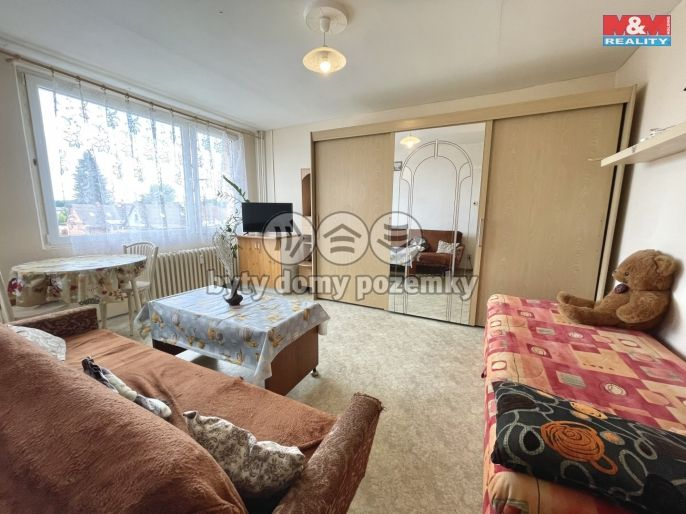 Prodej, Byt 1+kk, 26 m², Týniště nad Orlicí, Čs. armády