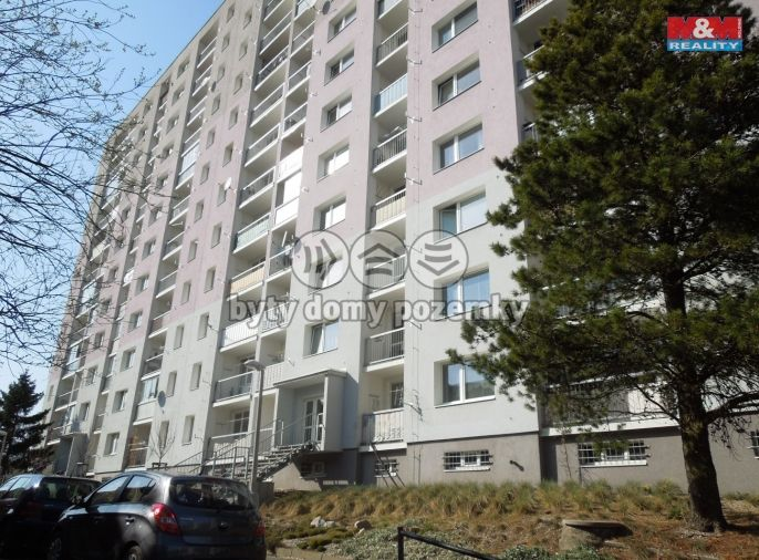 Prodej, byt 1+1, 45 m2, DV, Liberec XV-Starý