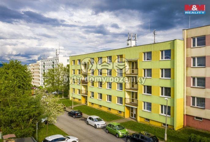 Prodej, Byt 1+1, 35 m², Liberec, Gagarinova