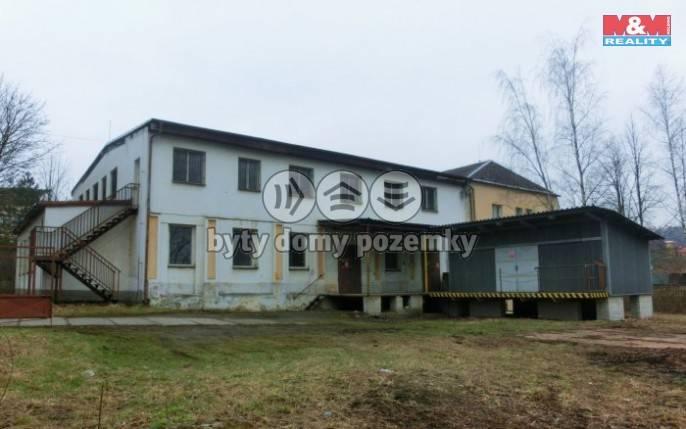 Pronájem, Výrobní objekt, 2181 m², Karlovy Vary, Studentská