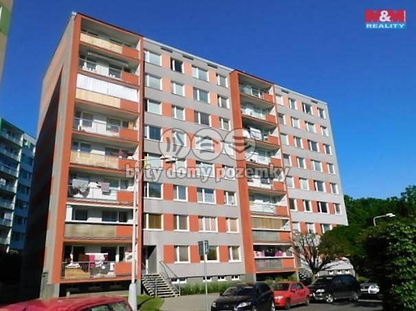 Prodej, Byt 2+kk, 41 m², Litoměřice, Kubínova