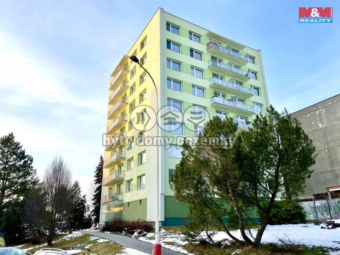 Prodej, Byt 3+1, 63 m², Tábor, Sokolovská