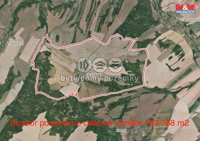 Prodej, Pole, 109768 m², Fulnek