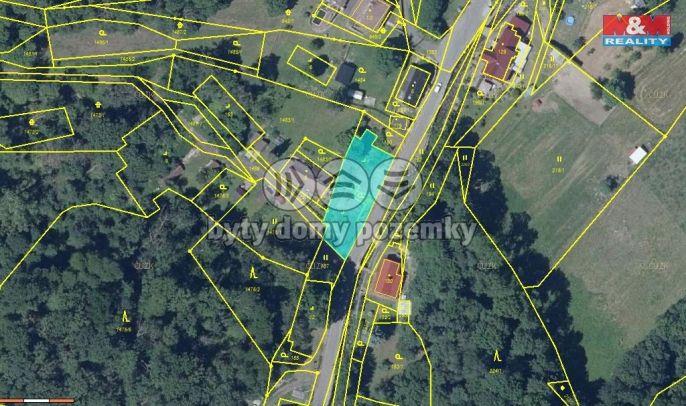 Prodej, Pozemek k bydlení, 719 m², Heřmanov