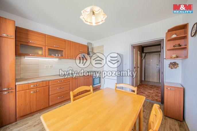Prodej, Byt 3+1, 68 m², Ostrava, Antonína Poledníka