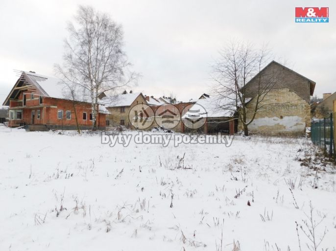Prodej, Pozemek k bydlení, 1206 m², Třeboc