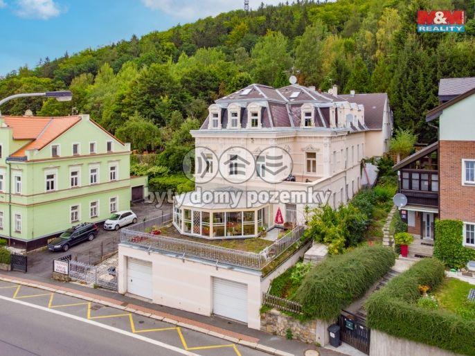 Prodej, Rodinný dům, 1214 m², Karlovy Vary, Na Vyhlídce