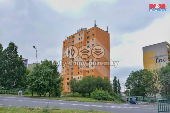 Pronájem, Byt 2+kk, 39 m², Česká Lípa, Brněnská