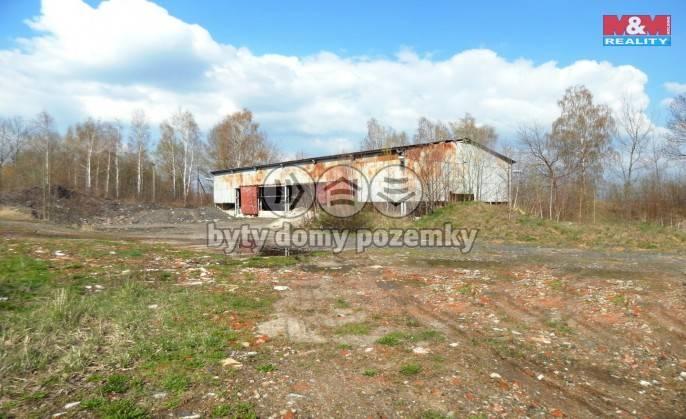 Prodej, Provozní plocha, 8594 m², Dolní Podluží