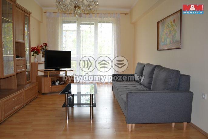 Prodej, Byt 2+1, 62 m², Ostrava, Nezvalovo náměstí