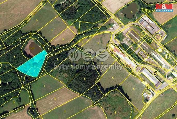 Prodej, Louka, 3789 m², Dolní Brusnice