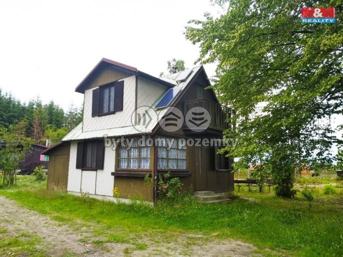 Prodej, Chata, 46 m², Jihlava, Pávovská