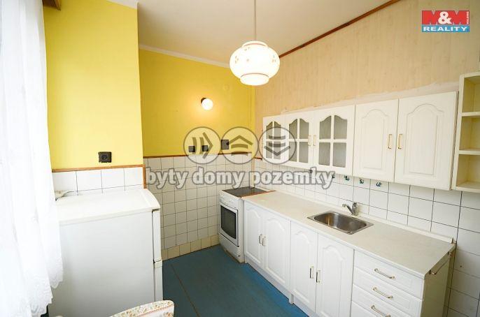 Prodej, Byt 3+1, 65 m², Rychnov nad Kněžnou, Jiráskova