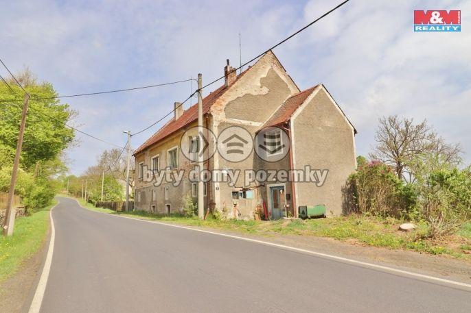 Prodej, rodinný dům, 4401 m2, Žlutice - Veselov
