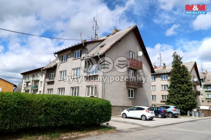Prodej, Byt 3+1, 75 m², Záboří