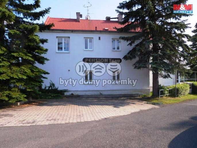 Prodej, Hotel, penzion, 1854 m², Málkov