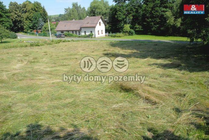 Prodej, Pozemek k bydlení, 1164 m², Horní Brusnice