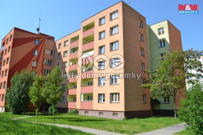 Prodej, Byt 3+1, 67 m², Ostrava, Jaromíra Matuška