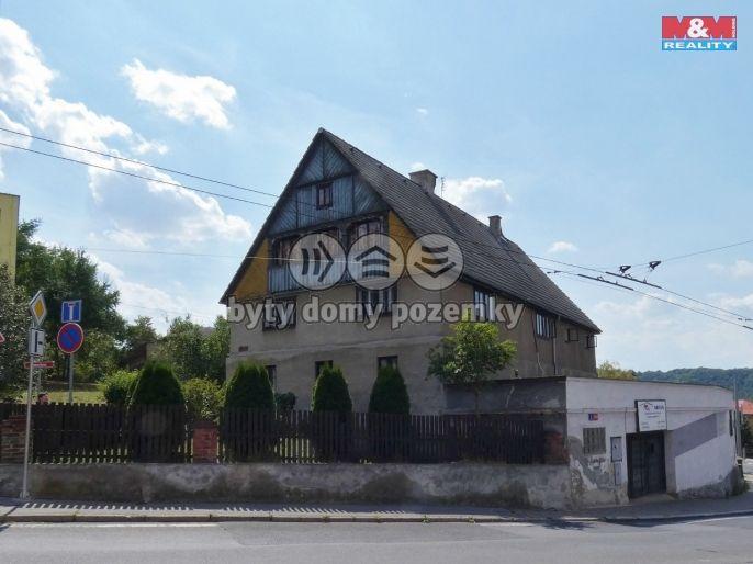 Prodej, rodinný dům, 200 m², Ústí nad Labem, ul. Kubelíkova