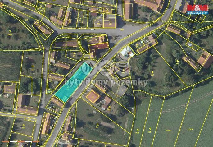 Prodej, Pozemek k bydlení, 790 m², Sekeřice