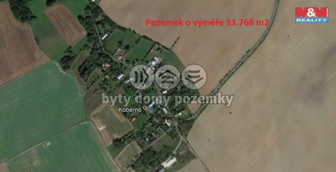 Prodej, Pole, 33768 m², Slezské Rudoltice