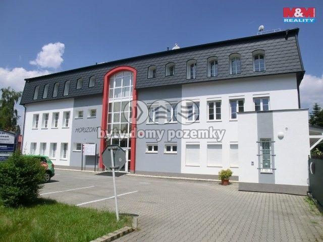 Pronájem, Kancelářský prostor, 24 m², Mariánské Lázně