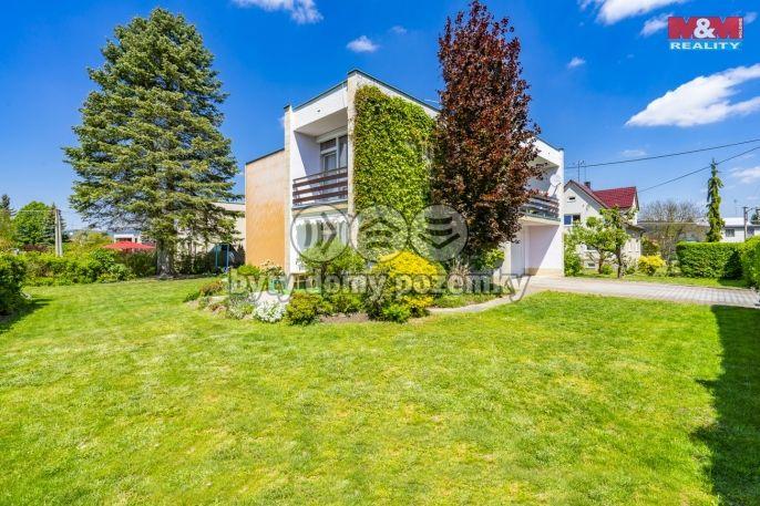Prodej, Rodinný dům, 743 m², Mariánské Lázně, Zelená