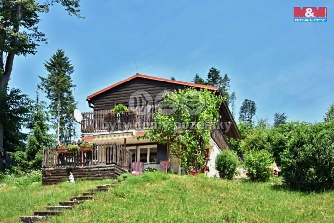 Prodej, Chata, 184 m², Bystřička