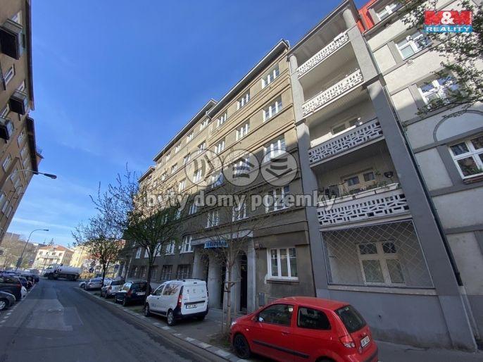 Prodej, Byt 2+kk, 49 m², Praha, Pivovarnická