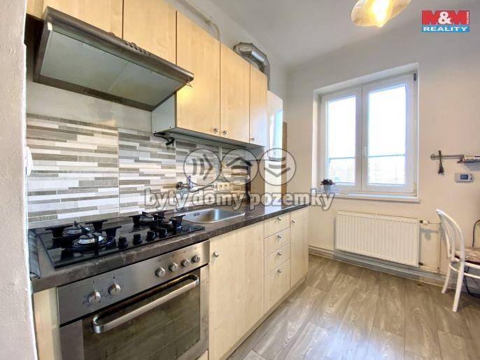 Prodej, Byt 1+1, 46 m², Ostrava, U Hřiště