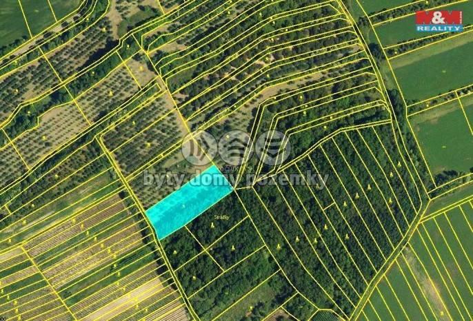 Prodej, Ovocný sad, 940 m², Kobylí