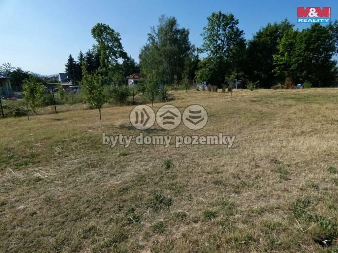 Prodej, Stavební parcela, 1569 m², Košťany, Teplická