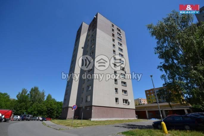 Prodej, Byt 3+1, 60 m², Jablonec nad Nisou, Na Vršku
