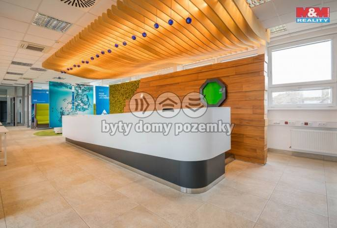 Pronájem, Kancelářský prostor, 1694 m², Mníšek pod Brdy