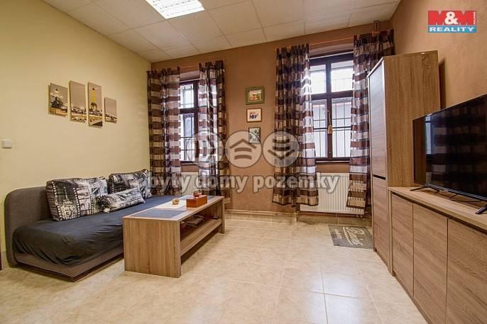 Pronájem, Byt 2+kk, 34 m², Hranice, Radniční