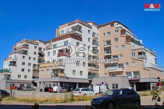 Prodej, Byt 1+kk, 37 m², Klecany, V Honech