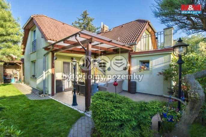 Prodej, Rodinný dům, 212 m², Praha, Ryzcová