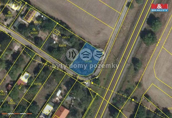 Prodej, Zahrada, 439 m², Vojkovice