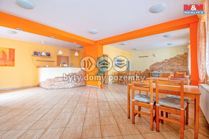 Prodej, Restaurace, stravování, 240 m², Krnov