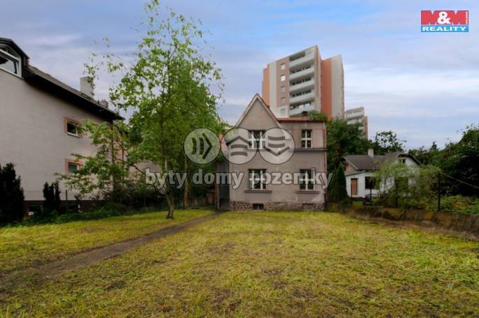 Prodej, Rodinný dům, 530 m², Praha