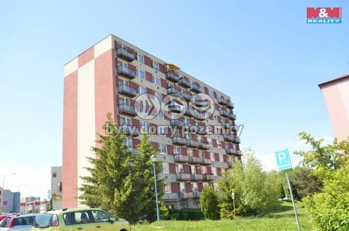 Pronájem, Byt 2+1, 60 m², Jihlava, Ortenova