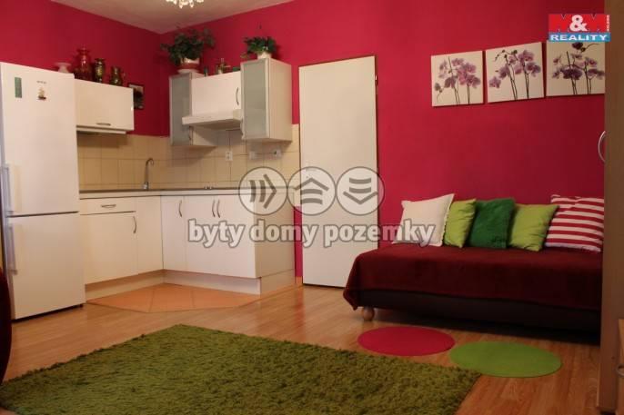 Prodej, Byt 1+kk, 36 m², Ostrava, Na Lánech