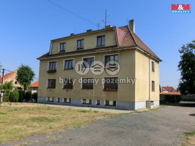 Prodej, Byt 1+kk, 34 m², Bohušovice nad Ohří