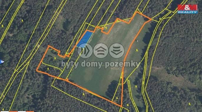 Prodej, Pole, 25882 m², Benešovice