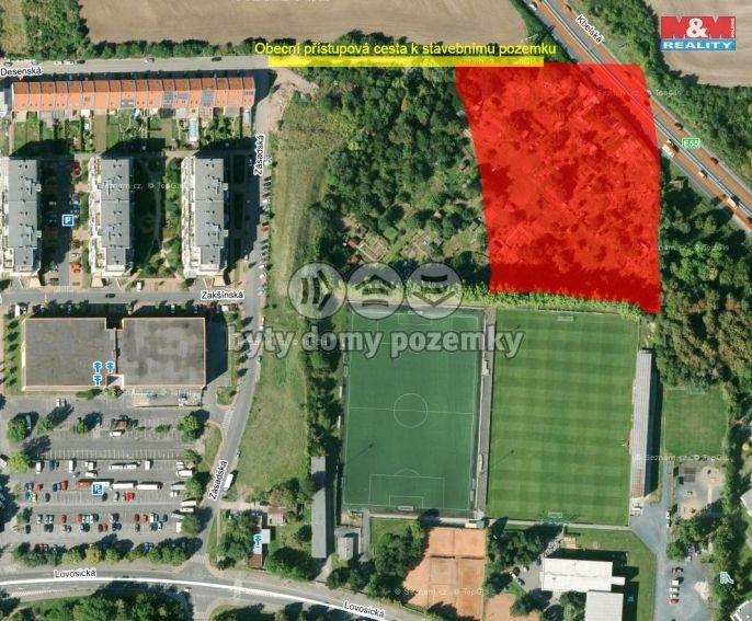Prodej, stavební parcela, 10310 m2, Praha 9 -